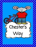 Chester's Way by Kevin Henkes  --  A Reader's Theater