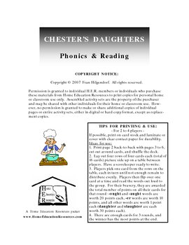 Chester's Daughters