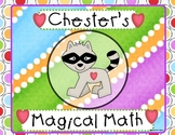 Chester's Magical Math Wheel (Kissing Hand)