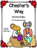 Chester's Way: A Kevin Henkes Book Study