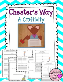 Chester's Way Craftivity (Kevin Henkes)