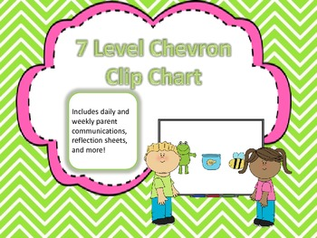 Chevron 7 Level Clip Chart and Recording Documents
