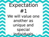 Chevron 8 Expectations