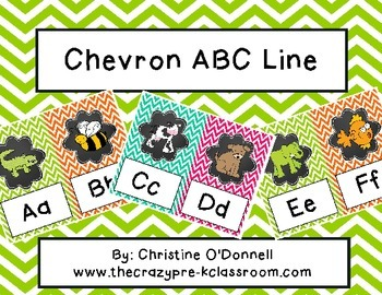 Chevron ABC line