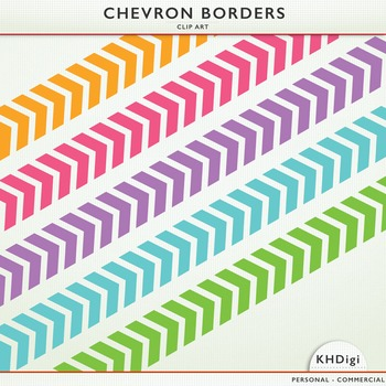 Chevron / Arrow Borders