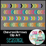 Chevron Arrows Clip Art Holiday