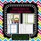 Chevron Back to School/Meet the Teacher Night Pack (Editable)