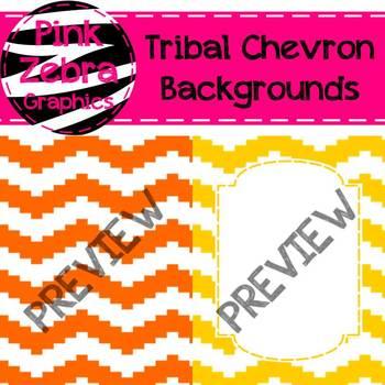 Chevron Background Bundle