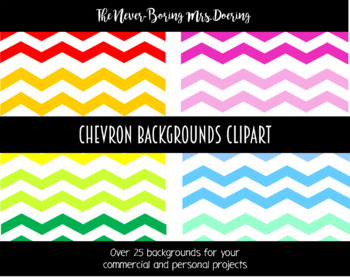 Chevron Backgrounds Clipart