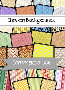 Chevron Backgrounds - Growing Pack!
