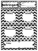 Chevron Bellringer Sheets