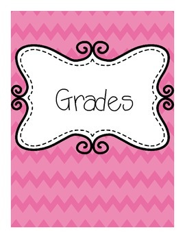 Chevron Binder Labels (Planner and Spine Labels Included)