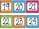 Chevron Birthday Bulletin Board Display