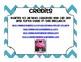 Chevron Cupcake Birthday Set