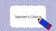 Chevron Blue Clip Chart