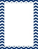 Chevron Boarder Pages