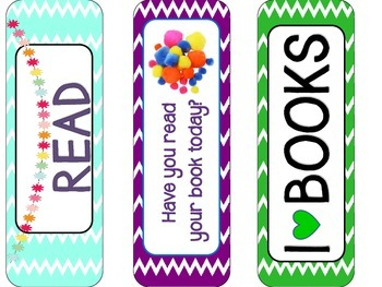 Chevron Bookmarks