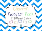 Chevron Border Pack