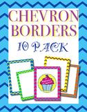 Chevron Borders-2