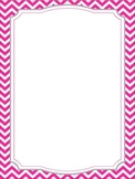 Chevron Borders