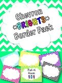 Chevron Brights Border Bundle