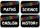 Chevron Brights Classroom Labels (EDITABLE)