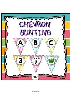Chevron Bunting
