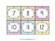 Chevron Calendar Kit with Calendar Headers, Calendar Numbers & Years