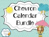 Chevron Calendar Bundle