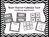Chevron Calendar pack in Black