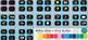 Chevron Chalkboard Supply Labels
