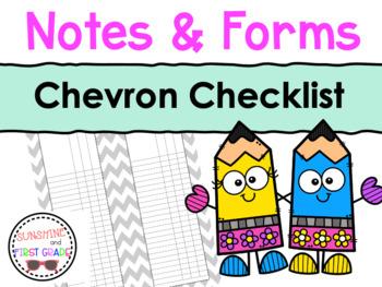 Chevron Checklist