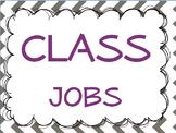 Chevron Class Jobs