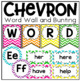 Chevron Decor Bundle with Classroom Jobs, Schedule Cards, Labels, Rules & More!