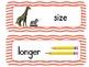 Chevron Common Core Math Vocabulary cards