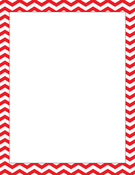 Chevron Cover pages * Frames * Borders * PDF