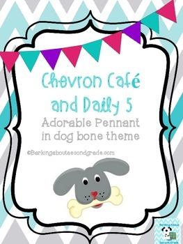 Chevron Daily 5 & Cafe Pennant-Bunting