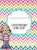 Chevron Data Binder Covers