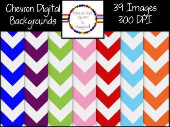 Chevron Digital Backgrounds