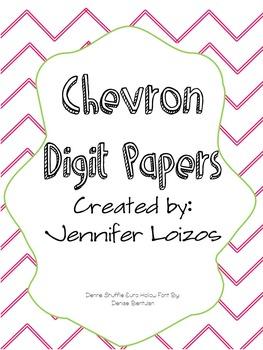 Chevron Digital Papers