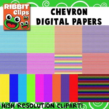 Digital Paper - Chevron