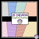 CHEVRON DIGITAL PAPER BACKGROUNDS
