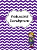 Chevron {Editable} Teacher Binder with Melonheadz Accents
