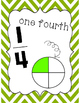 Chevron Fractions Posters