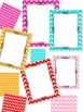 Chevron Frames - Personal and Commercial use