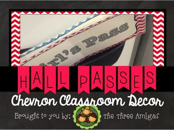 Chevron Hall Passes