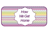 Chevron How We Get Home Chart