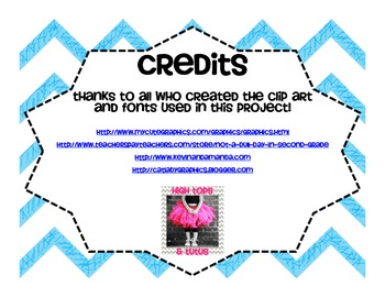 Chevron Job Cards