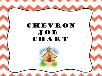 Chevron Job Chart