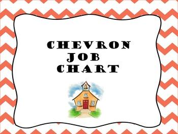 Chevron Job Chart